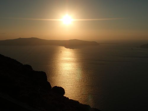 Santorini Sunset 5
