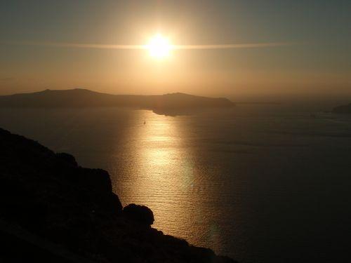 Santorini Sunset 5