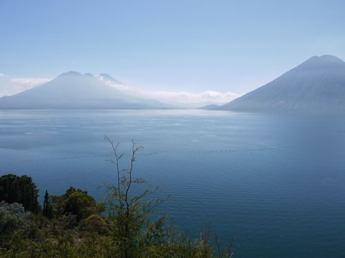 Volcanoes of Lake Atitlan
