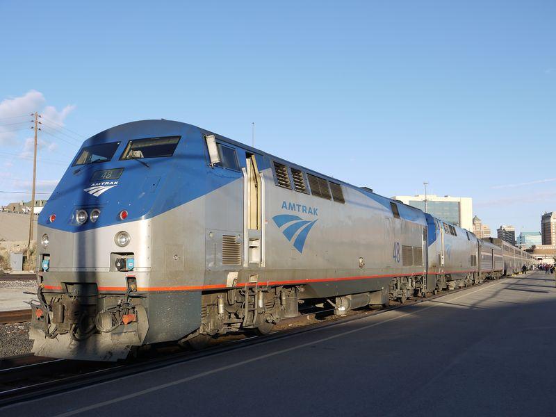 Pacific Starlight train  LA to SFC
