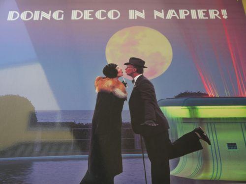 Doing deco in Napier
