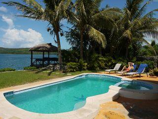 First Villa pool