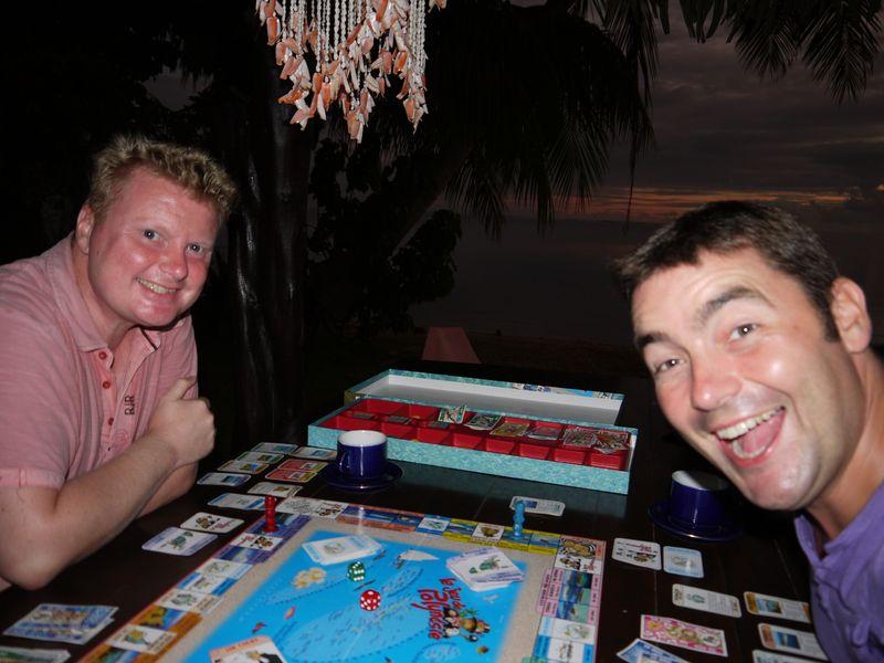 Le Jeu de Polynesie - such fun!
