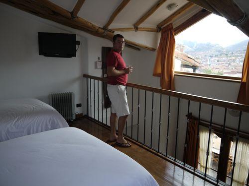 Cusco room 1