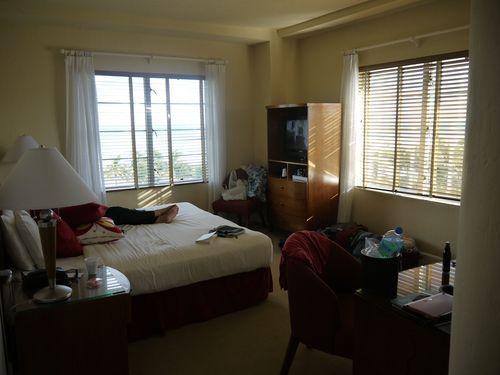 Hotel room Miami