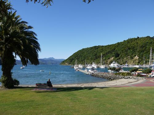My spot in Picton