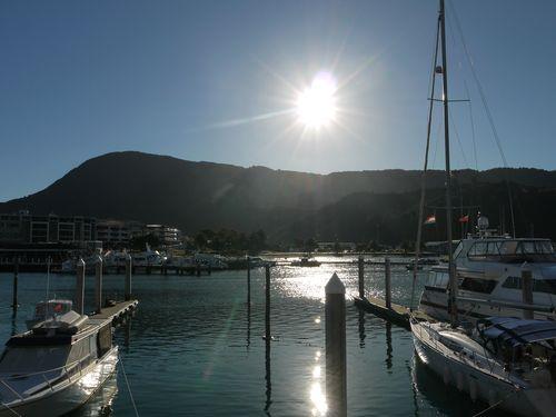 Sunset Picton